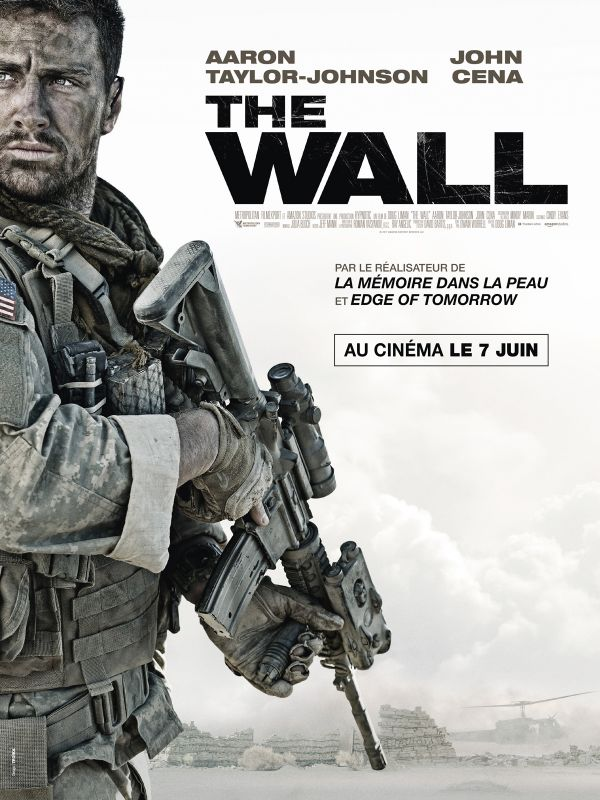 The Wall FRENCH DVDRIP 2017